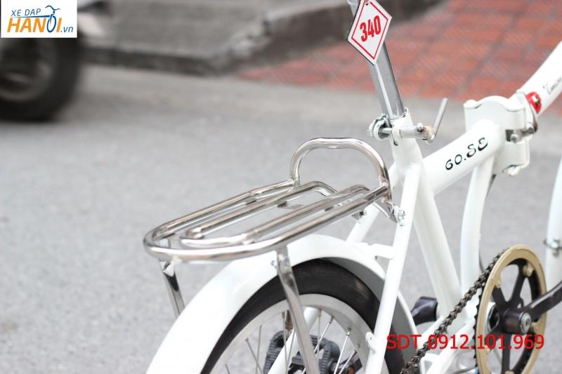 Xe đạp gập Nhật bãi Lamborghini Torino