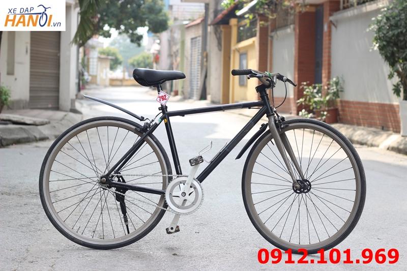 Xe đạp touring Nhật bãi CBA Velociste