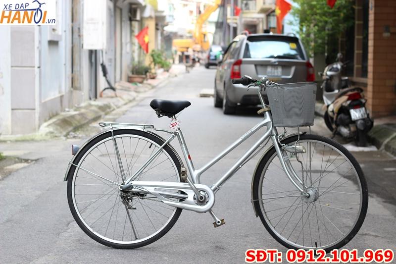 Xe đạp Mini Nhật bãi Alumi Miyata