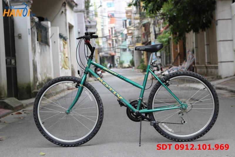 Xe đạp MTB Motiv BackCountry - mới chưa chạy