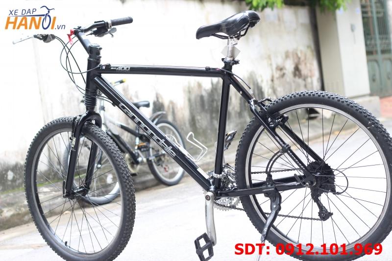 Xe đạp MTB Nhật bãi Cannondale Silk 400 Comfort