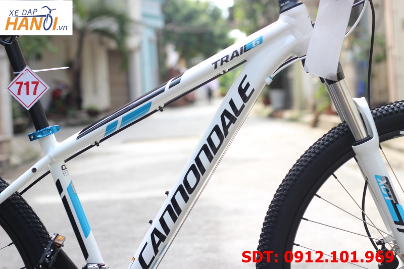Xe đạp MTB Cannondale