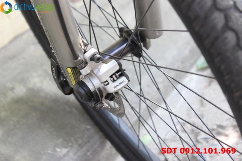 Xe đạp Nhật bãi Cannondale F7