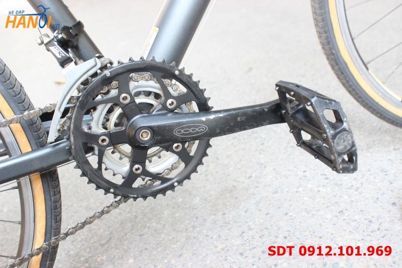 Xe đạp Nhật bãi Cannondale M400 - Handmade in  USA
