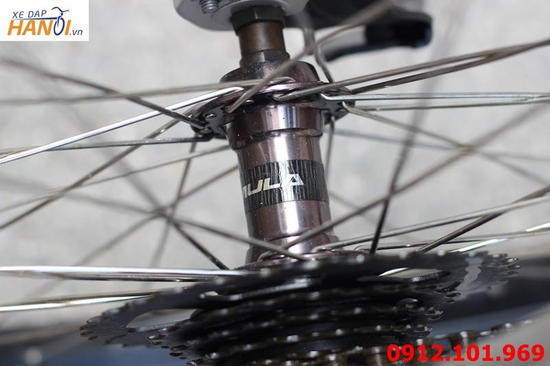 Xe đạp Nhật bãi MTB Coca Cola (xe đặt hàng sản xuất kỷ niệm của hãng)