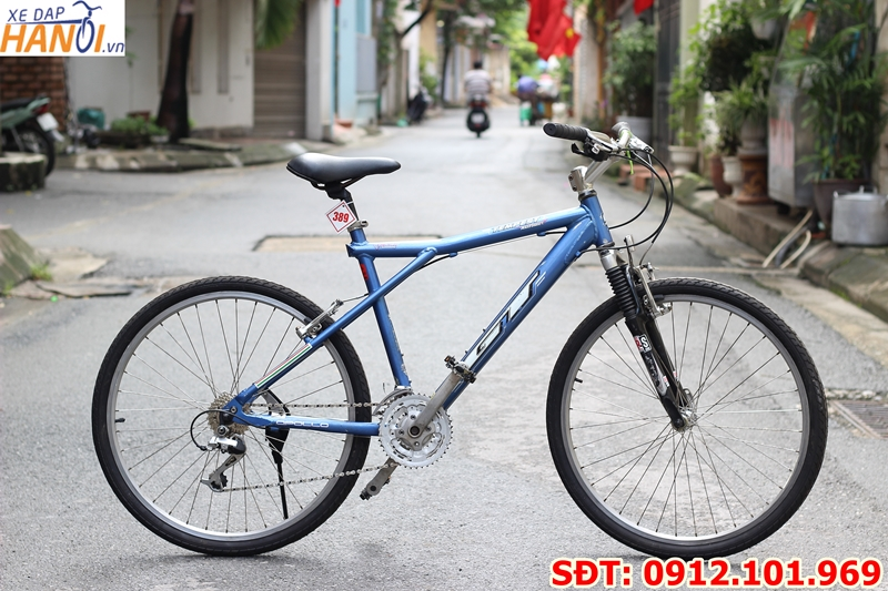 Xe đạp MTB Nhật bãi GT Tempest-