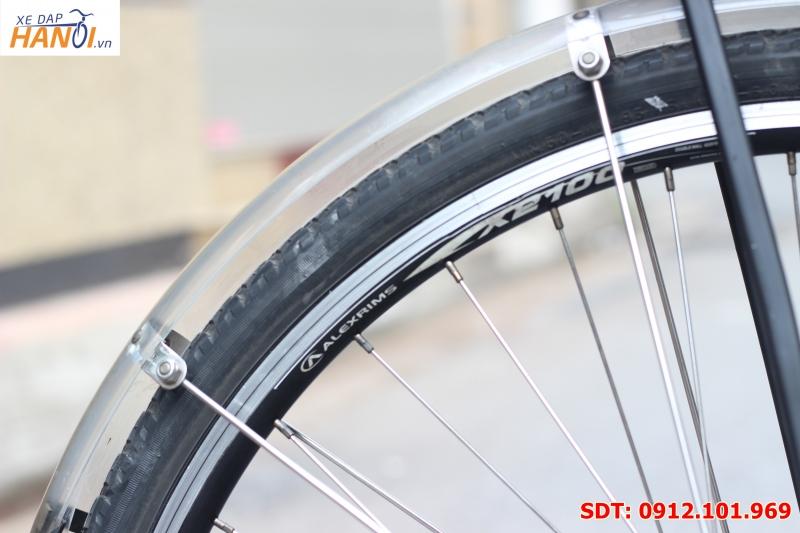 Xe đạp Touring Nhật bãi Raleigh BD-H