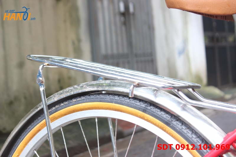 Xe đạp Nhật bãi bé gái Julet