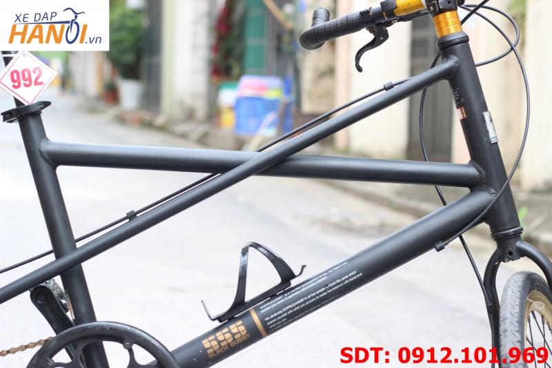 Xe đạp Nhật bãi Black Queen 555