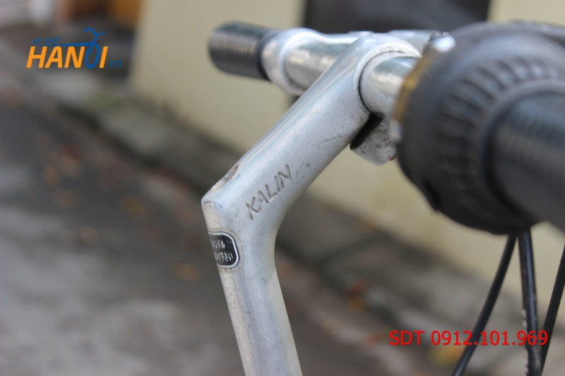 Xe đạp Nhật bãi Blue point