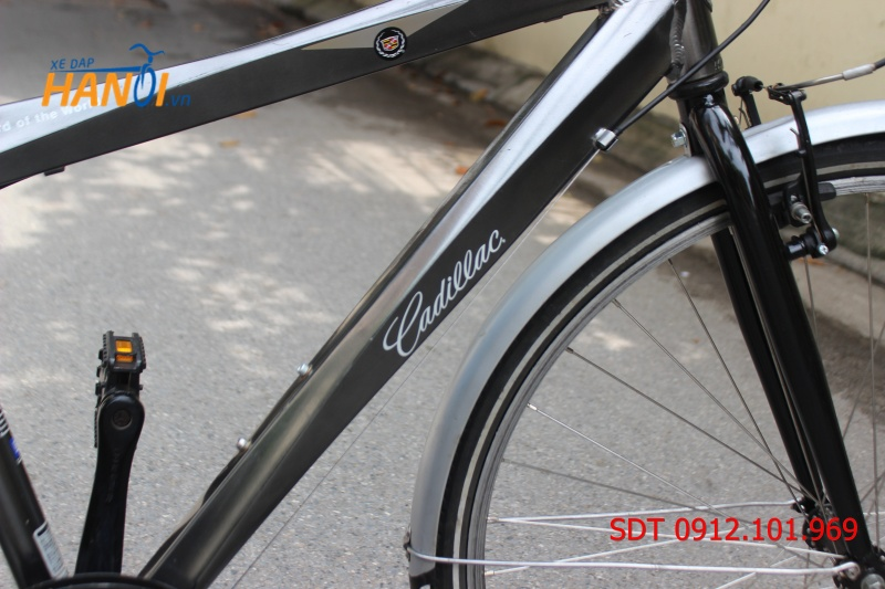 Xe đạp Nhật bãi Cadilac
