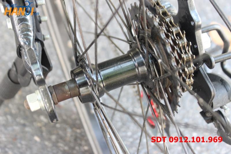 Xe đạp Nhật bãi Cadillac