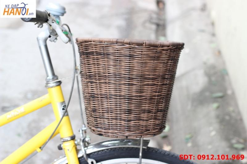 Xe đạp Nhật bãi cào cào