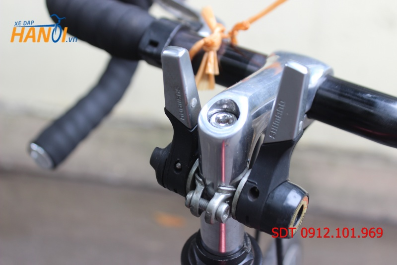 Xe đạp Nhật bãi Progear Azzurri