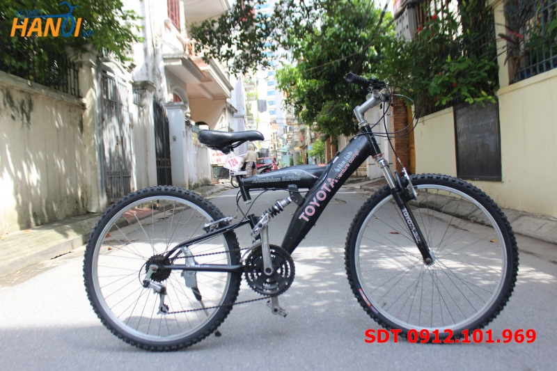 Xe đạp địa hình MTB Nhật bãi Toyota