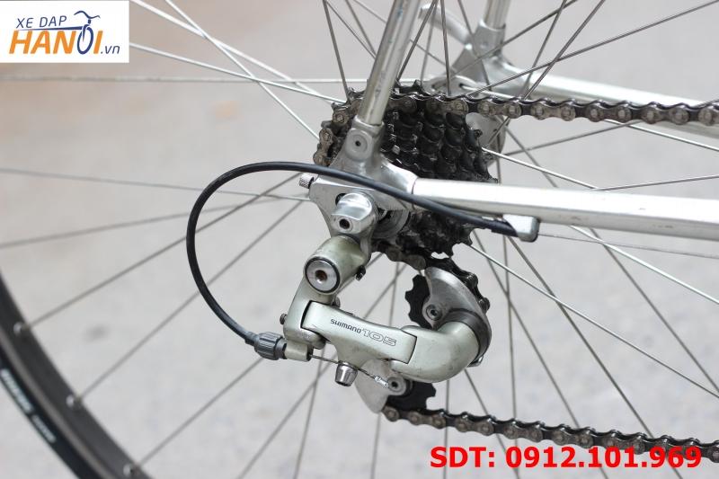 Xe đạp road Carbon cổ Nhật bãi Miyata