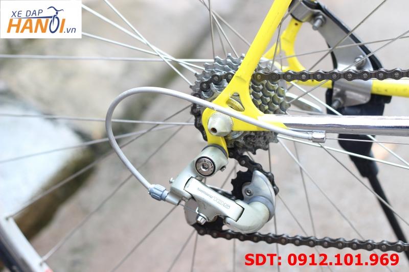 Xe đạp road cổ Nhật bãi Advance