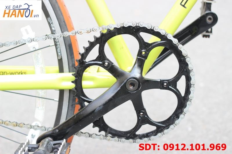 Xe đạp road Nhật bãi A.n.design