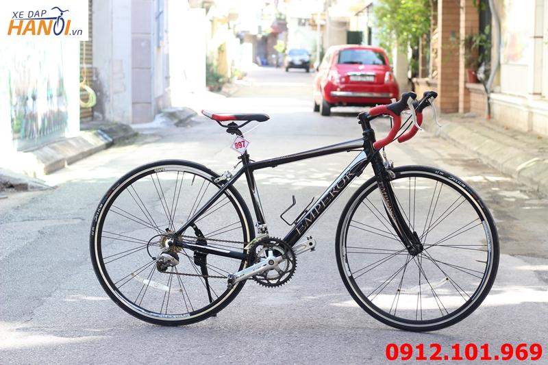 Xe đạp road Nhật bãi Emperor