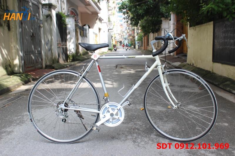 Xe đạp đua cổ Nhật bãi Roadman