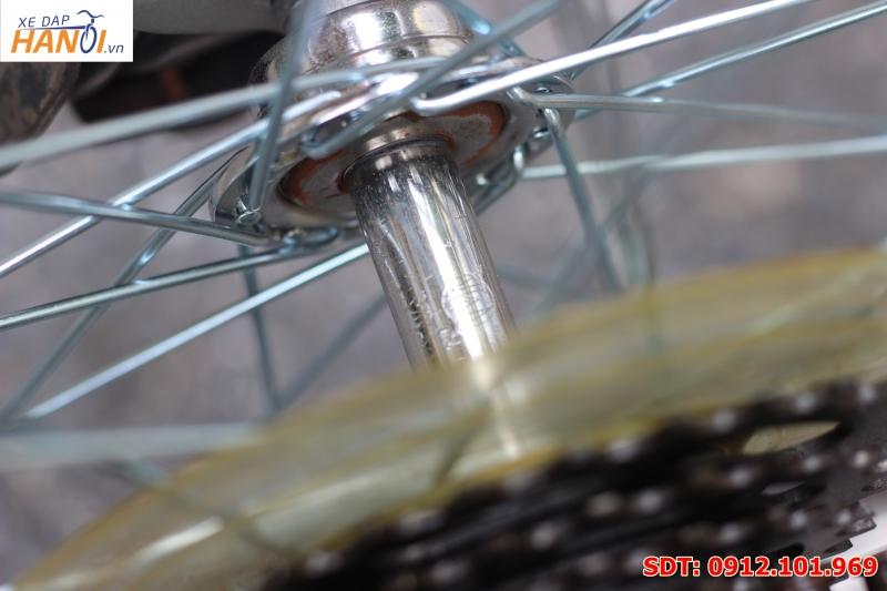 Xe đạp road Nhật bãi Super Ragra
