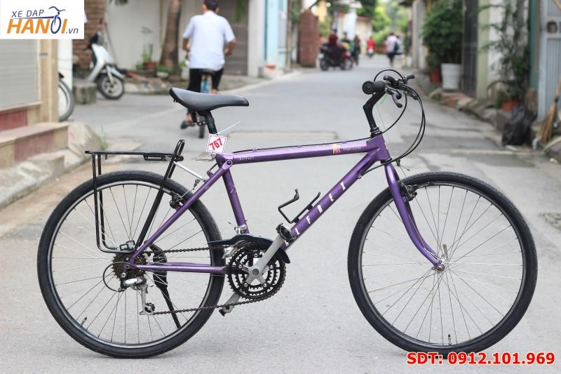 Xe đạp touring Nhật bãi Miyata ALFREX