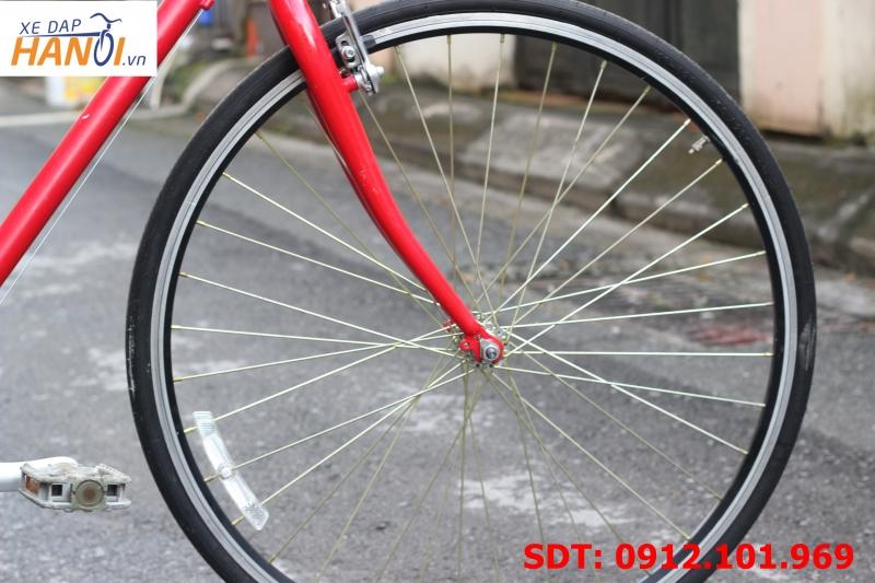 Xe đạp touring Nhật bãi Albert Hall
