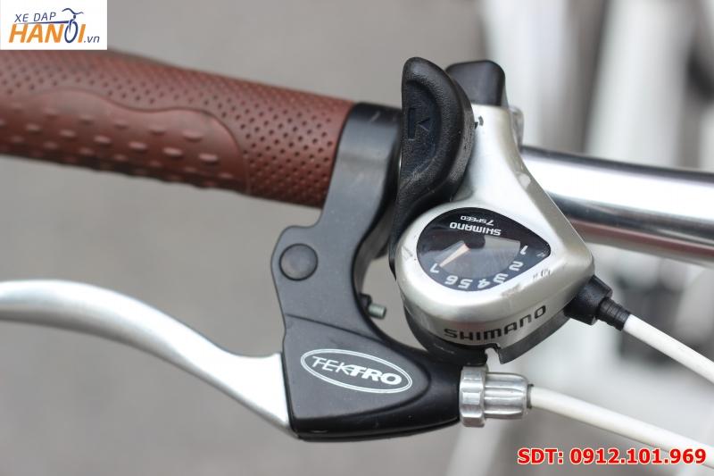 Xe đạp Nhật bãi Alfiore bike