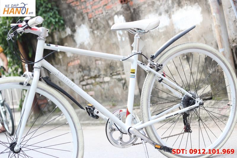 Xe đạp touring Nhật bãi Allstreet