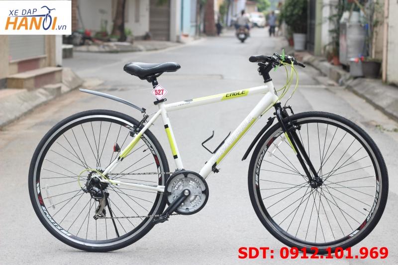 Xe đạp touring Nhật bãi American Eagle