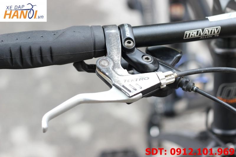 Xe đạp touring Nhật bãi Apache hybrid 700