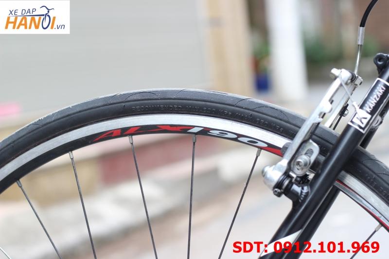 Xe đạp touring Nhật bãi Basso Ruca