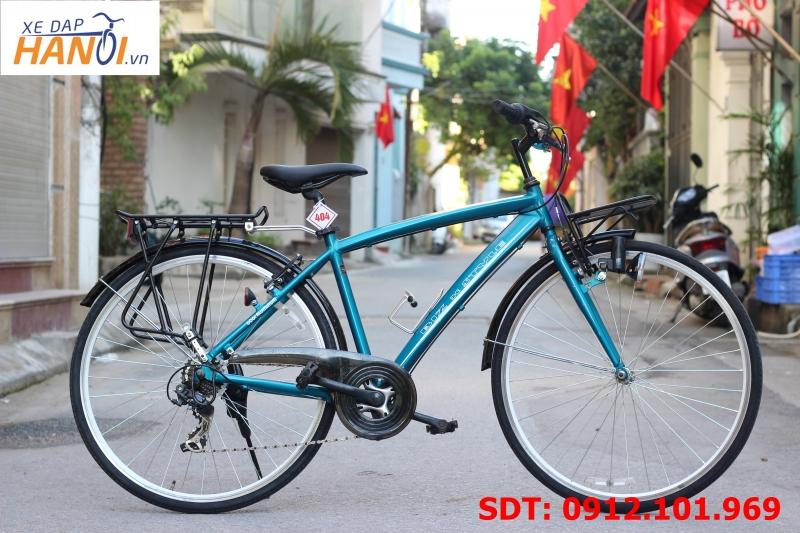 Xe đạp touring Nhật bãi Biz X Style