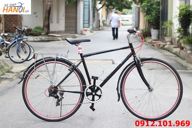 Xe đạp touring Nhật bãi Blue Point