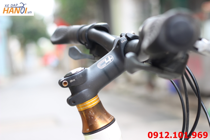 Xe đạp touring Nhật bãi Cannondale Quick