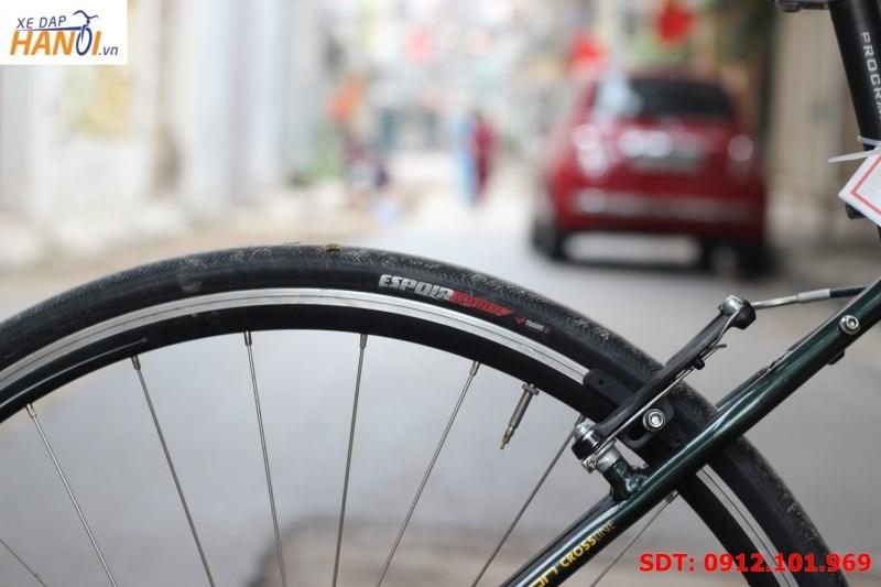 Xe đạp Nhật bãi Centuration Crossline 50
