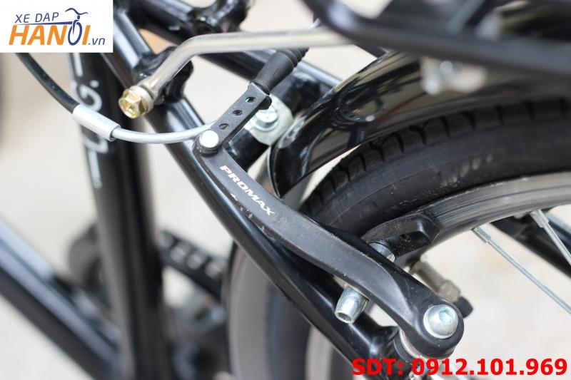 Xe đạp touring Nhật bãi L.I.G CR-7006