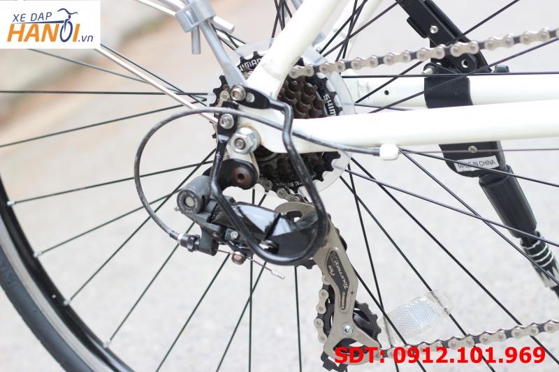 Xe đạp touring Nhật bãi Cross-sim