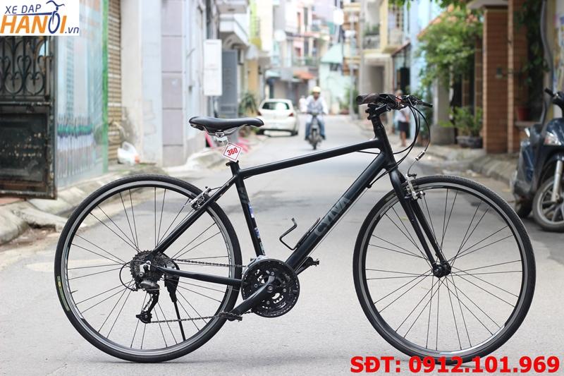 Xe đạp Touring Nhật bãi Cylva