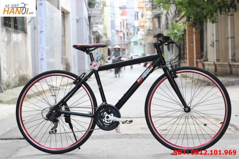 Xe đạp Nhật bãi Scuderia Ferrari