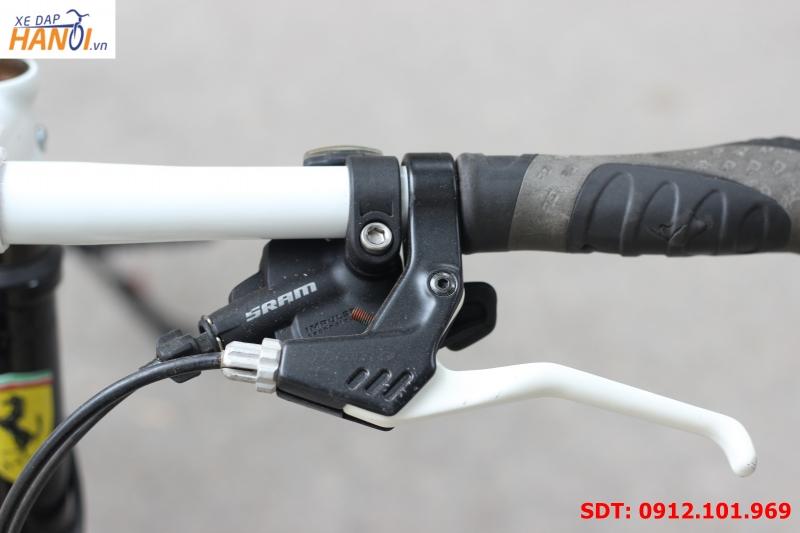 Xe đạp Nhật bãi Ferrari