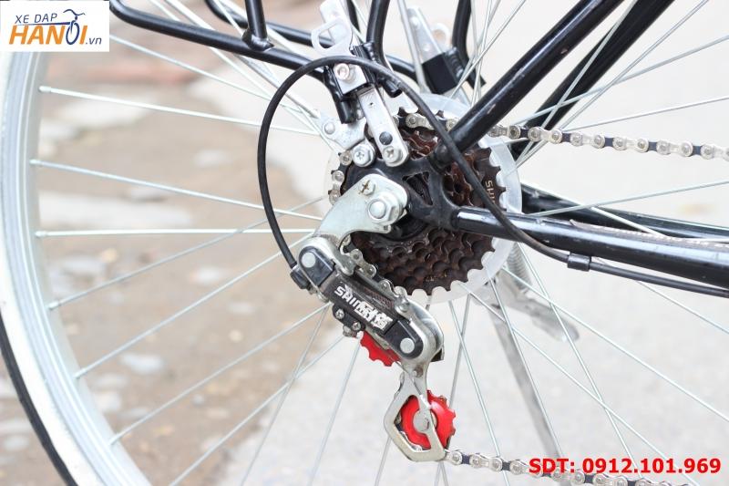 Xe đạp Nhật bãi Graphis