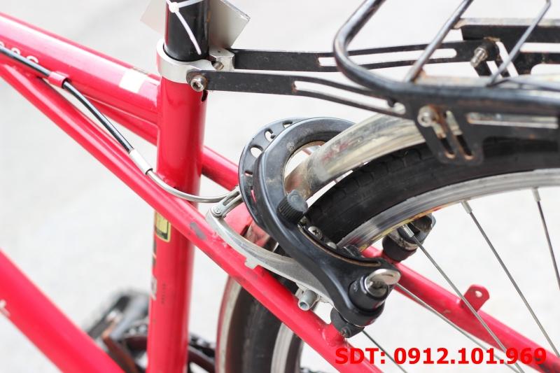 Xe đạp touring Nhật bãi Greatwall
