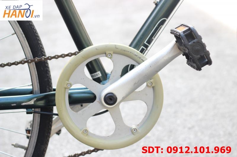 Xe đạp touring Nhật bãi Head Type S1