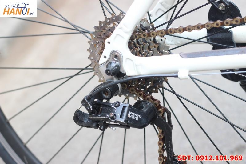 Xe đạp touring Nhật bãi Ignio