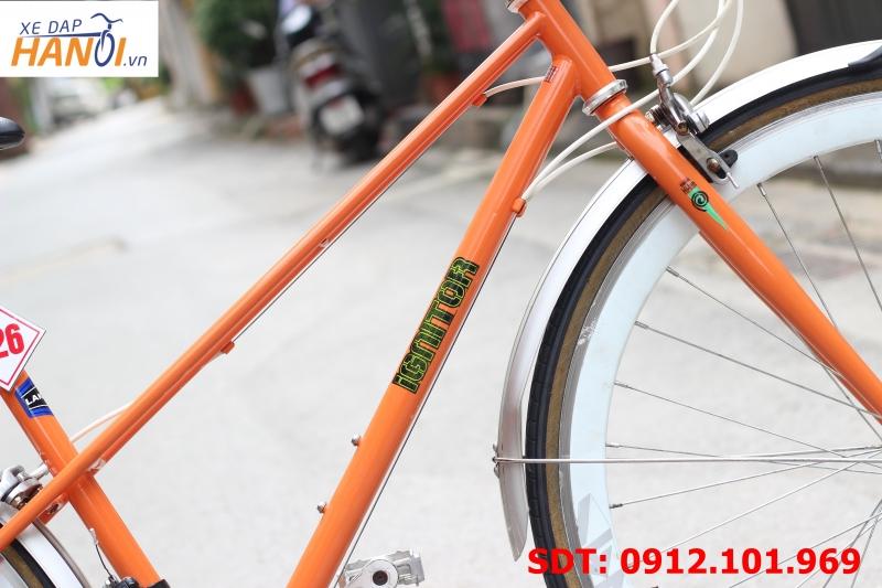 Xe đạp touring Nhật bãi Ignitor