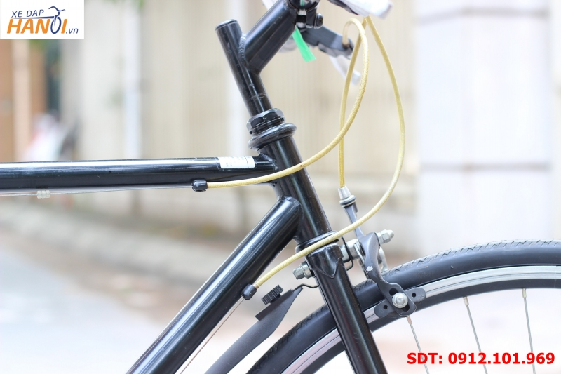 Xe đạp Nhật bãi Ism+