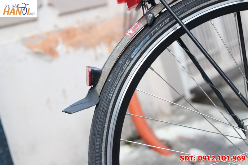 Xe đạp touring Nhật bãi Kalkhoff