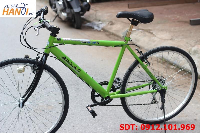 Xe đạp touring Nhật bãi Brooks