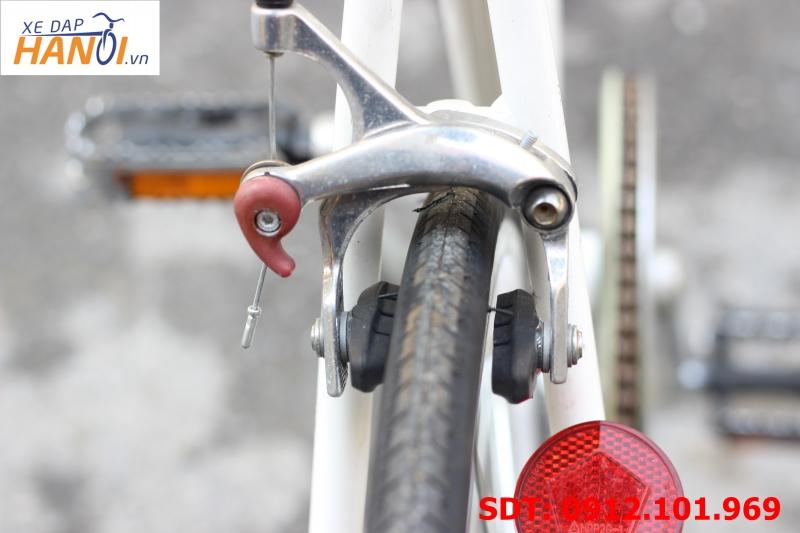 Xe đạp touring Nhật bãi Laugh a.n.d